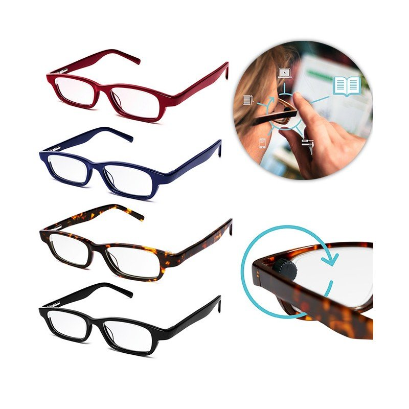 Gafas autograduables Eyejusters