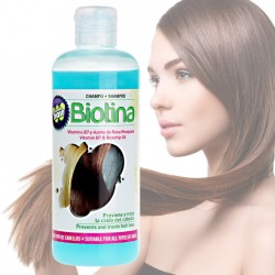 Champú de Biotina Pura Wonder Hair 250ml