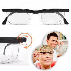 Vision Plus, Gafas Autoregulables