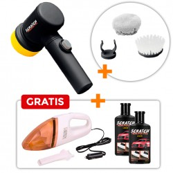 KIT REPARA ARAÑAZOS SCRATCH SOLUTION