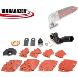 VIbrarazer + kit de luxe